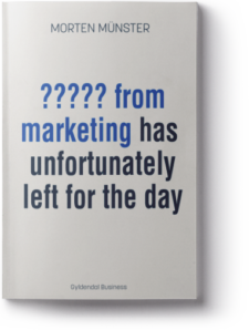 ????? from marketing